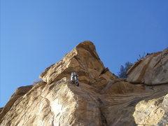Rock Climbing Photo: Jammin