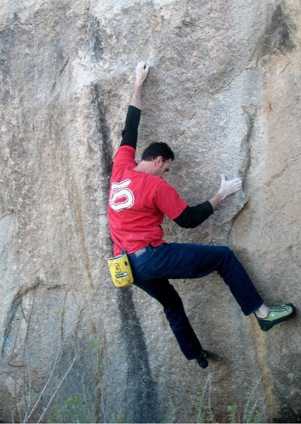 James on Forged in Fire (V1), Joshua Tree NP<br>