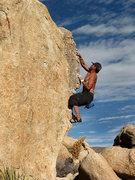 "Rock Climbing Photo: Frankie Santos on ""Native Arete"". Photo ..."