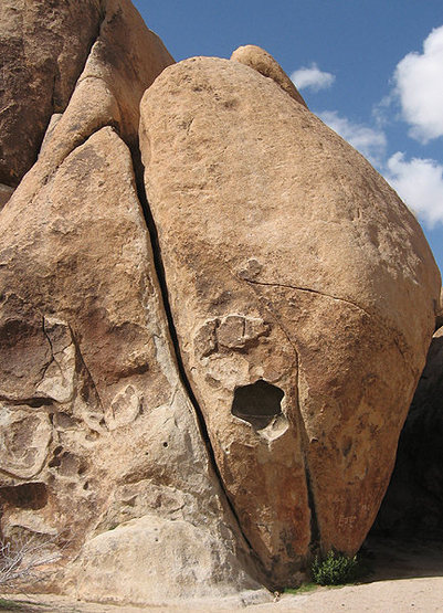 "Rock Climbing Photo: Another view. ""Date Queen is the wide crack o..."