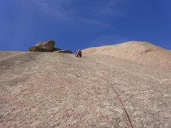 Rock Climbing Photo: Too Tall clipping too many?