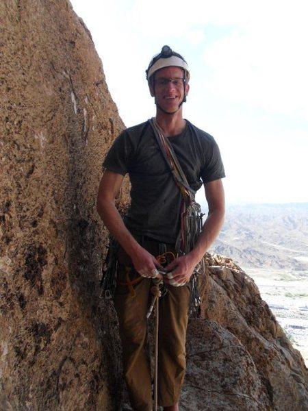 Rock Climbing Photo: Al Hamra Towers in the Eastern Hajar mountains of ...