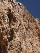 Rock Climbing Photo: Ground Effects with running water for weeks after ...
