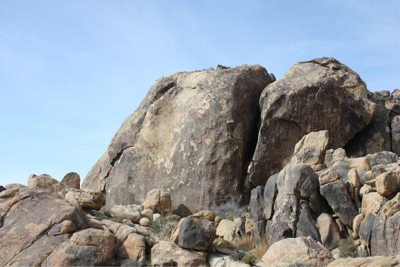 Schlep Rock, Horseman's Center