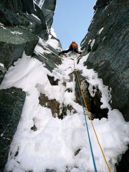 steep mixed