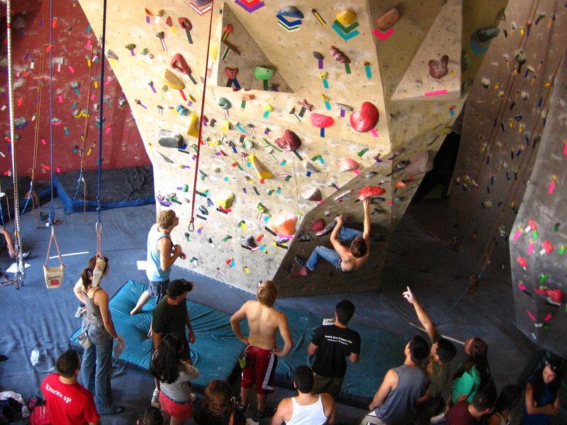 Rock Climbing Photo: Member's Comp, Oct. 09