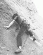 Rock Climbing Photo: flagstaff mountain, co