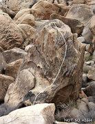 "Rock Climbing Photo: ""Not So High"". Photo by Blitzo."