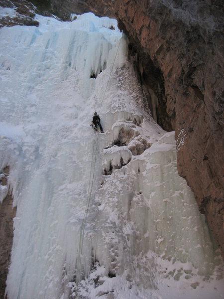 Hidden falls 2009