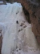 Rock Climbing Photo: Hidden falls 2009