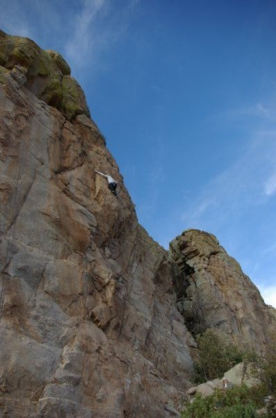 Rock Climbing Photo: fun fun