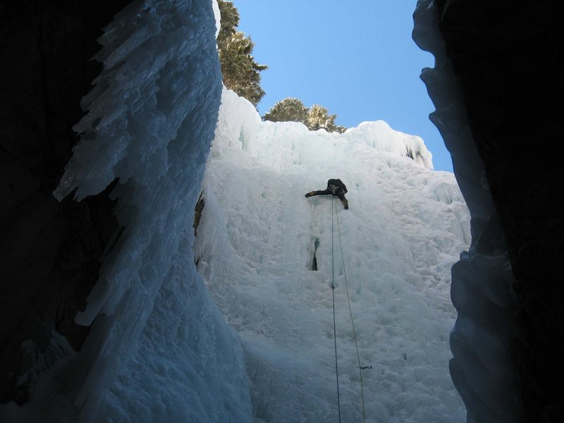another easy ice climb