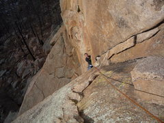 Rock Climbing Photo: Beautiful rock.