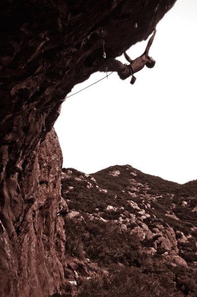 Rock Climbing Photo: Pete M. Hijacked