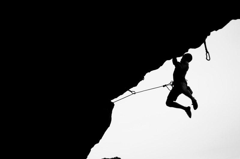 Rock Climbing Photo: Adam T. Hijacked