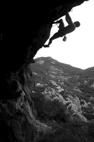 Rock Climbing Photo: Adam T.