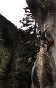 Rock Climbing Photo: Nice work, Max!!  Great send today!!!  Jay, you we...