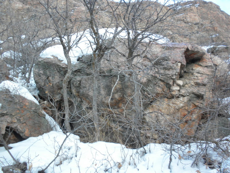 Rock Climbing Photo: One of the 10