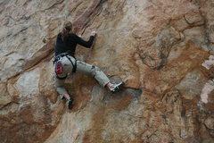 Rock Climbing Photo: Noelle Ladd