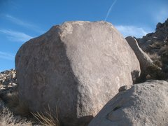 Rock Climbing Photo: Orkney Boulder, Joshua Tree NP