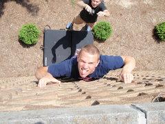 Rock Climbing Photo: buildering