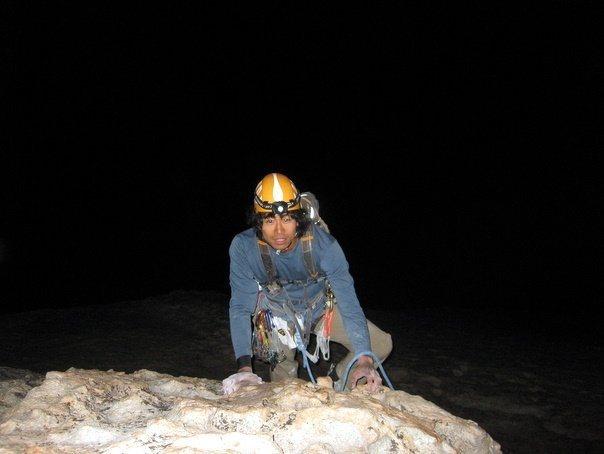 Half Dome - Snake Dike 5.7 (moonlight ascent)