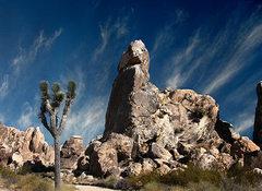 Rock Climbing Photo: Lava Dome. Photo by Blitzo.
