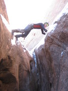 Rock Climbing Photo: But not for me! I'll take the full blown snowy bri...
