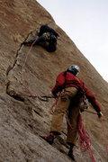 Rock Climbing Photo: Climbin