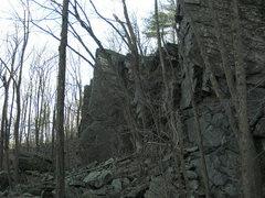 Rock Climbing Photo: Burlington 1