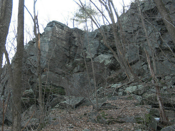 Rock Climbing Photo: Burlington 2