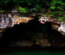 Rock Climbing Photo: DWS fun-ness!
