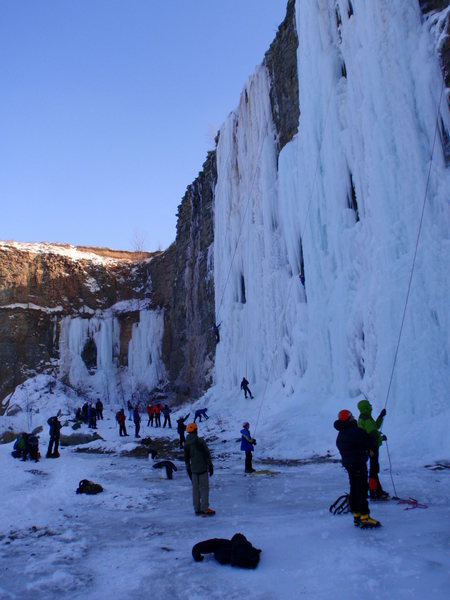 Ice Pit Demo Days jan 2010