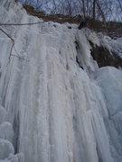 Rock Climbing Photo: Quary Monster Jan 20 2008