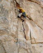 """Other Voices"" 5.7, Right side of Mel's Diner, Joshua Tree N.P."