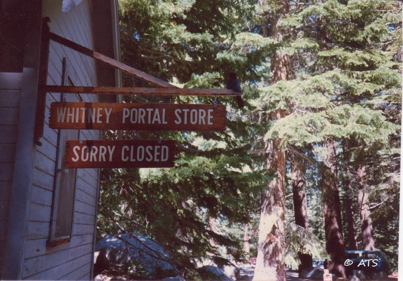 Whitney Portal store