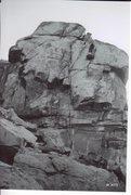 Rock Climbing Photo: The Heap