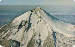 Rock Climbing Photo: Orizaba from the air