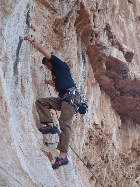 Rock Climbing Photo: The Homestead
