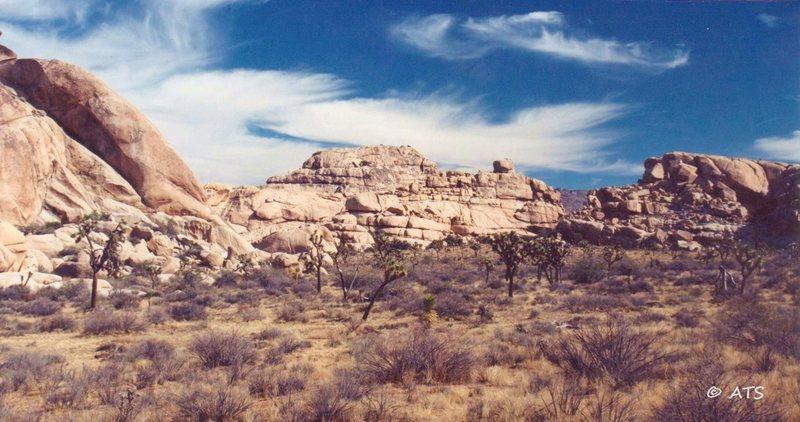 Rock Climbing Photo: Echo Area