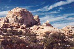 Rock Climbing Photo: Astro Domes