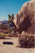 Rock Climbing Photo: Ryan Campground