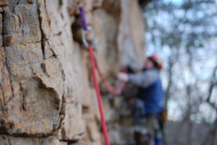 Rock Climbing Photo: Me out on a stroll!