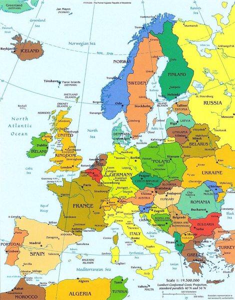 Rock Climbing Photo: Europe