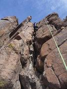 Rock Climbing Photo: Thick and Crusty Mmmm....