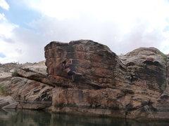 Rock Climbing Photo: Life