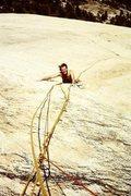 Rock Climbing Photo: Me on the Jewel '83