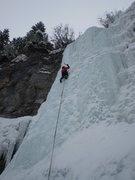 Rock Climbing Photo: Nice day to play.