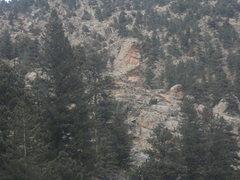 Rock Climbing Photo: Pic.
