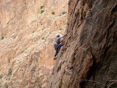 Rock Climbing Photo: Tafroute - Morocco